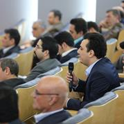 The eighth Meeting of Top Managers of the Pasargad Energy Development Company