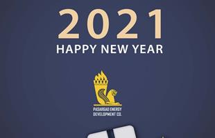 Happy New Year - 2021