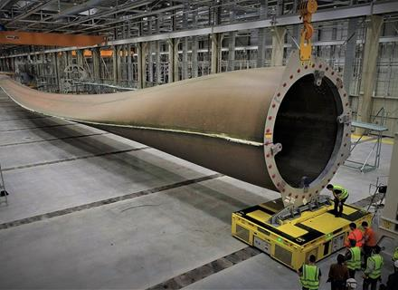 GE Renewable Energy to hire more than 200 employees for its Wind Turbine Blade Factory in Cherbourg, France