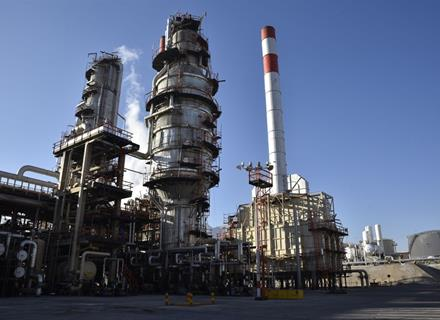 Isfahan Refinery Supplies 24% of Iran Refined Products