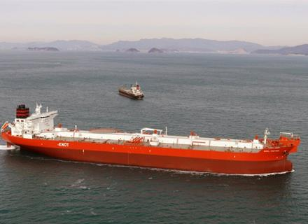 Newbuilt shuttle tankers for the Roncador field in Brazil