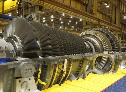 GE's HA Gas Turbine to Power Indeck Niles Energy Center