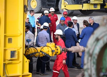 Ahwaz Pumping Station Capacity up 750kbd