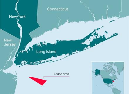 Equinor offshore wind bid wins in New York State