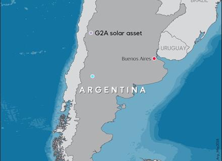 Equinor enters solar project in Argentina