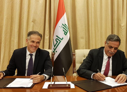GE signs Principles of Cooperation to support the government's vision in building Iraq's energy sector and revitalizing the economy