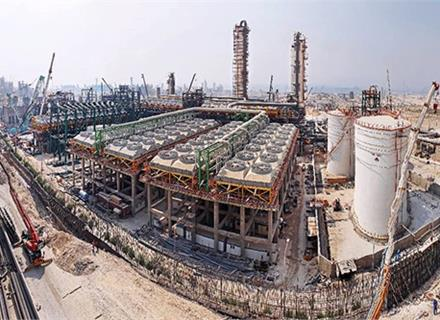 Marjan Petchem Plant Operational
