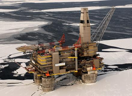 SAKHALIN-2: ONE OF THE WORLD'S LARGEST INTEGRATED OIL AND GAS PROJECTS