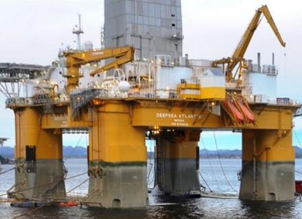 New drilling contract to Deepsea Atlantic