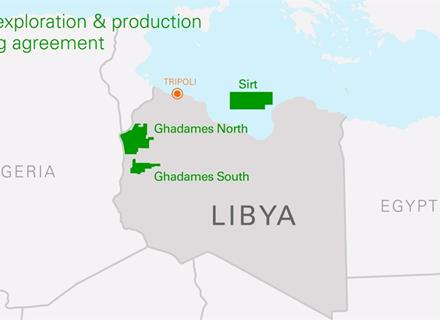 National Oil Corporation, BP and Eni agree to work to resume exploration in Libya