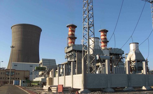 Khoy Combined Cycle Power Plant