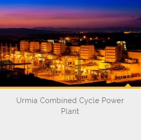 URMIA Combined Cycle Power Plant